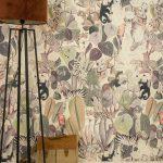 Wandbehang in textiel Rainforest collectie Jungle